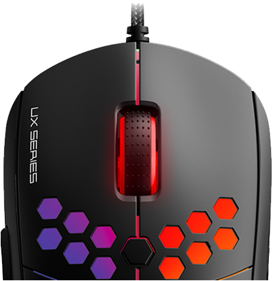 mouse gaming thor II x16 webpage 3