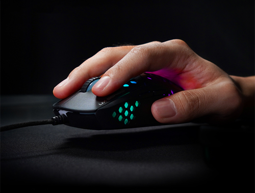 mouse gaming thor II x16 webpage 7