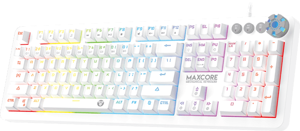 Keyboard Mechanical Gaming MAX CORE MK852 SPACE EDITION webpage 4