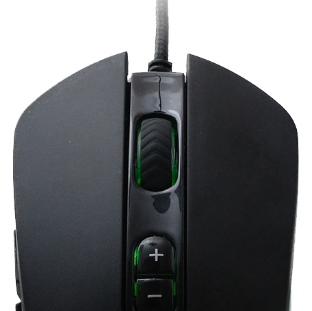mouse gaming Thor X9 webpage 9