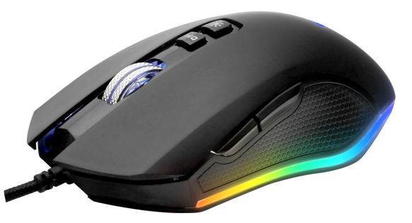 Mouse Gaming X5s Zeus webpage 2