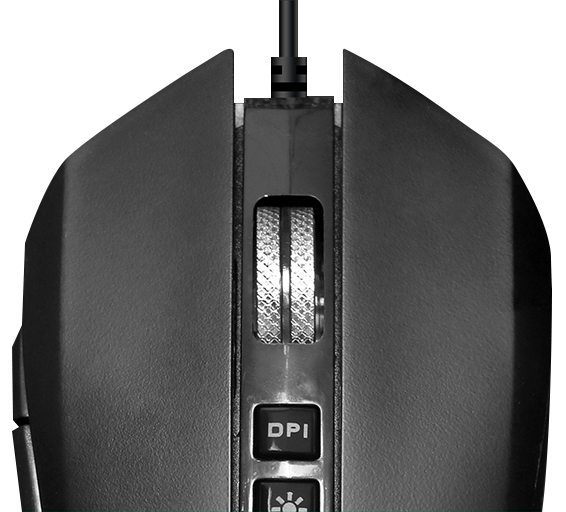 Mouse Gaming Zeus X5s webpage 5